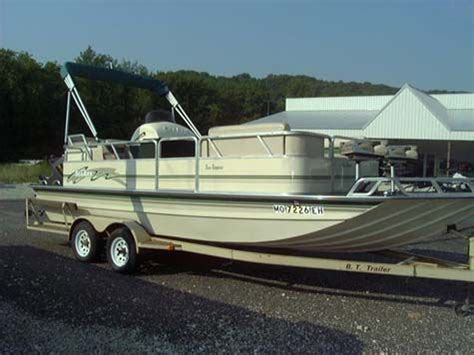 ark boat protection used 1997 sea ark sun savana hermann mo 65041
