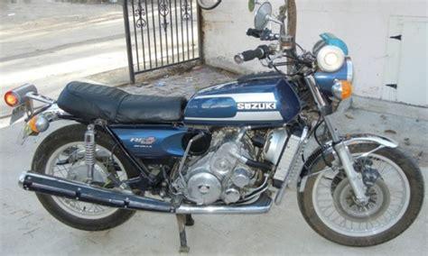 Suzuki Re5 Rotary For Sale What Come Around Goes Around 1975 Suzuki Re5 Rotary