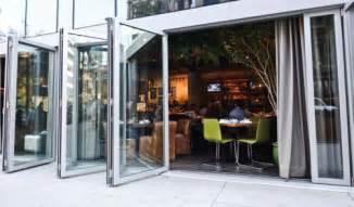 Features bi fold doors from lacantina doors photo by lacantina doors