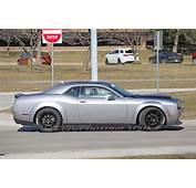 Possible 2018 Dodge Challenger SRT Demon Prototype 04  Motor Trend