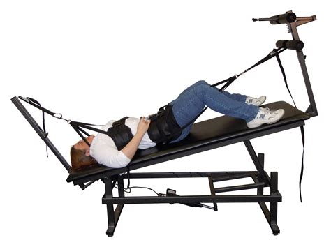 what is a traction table pt 5 dual traction inversion table pettibonsystem com