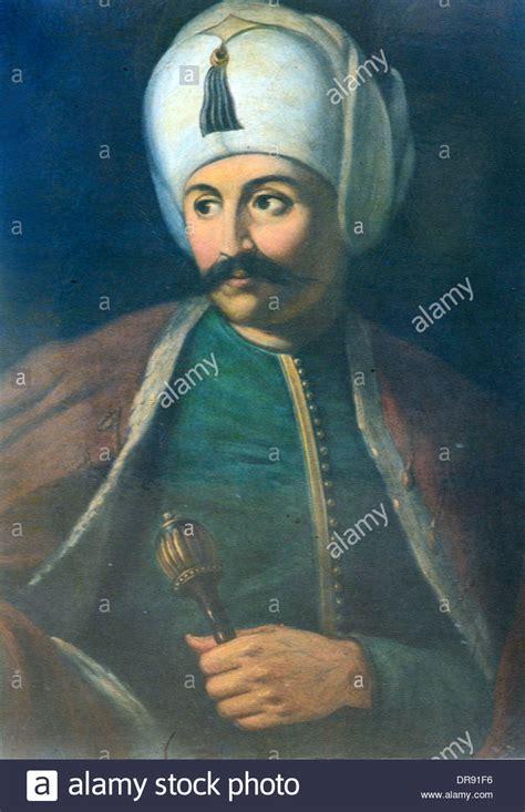ottoman sultan selim turkish ottoman sultan selim i 1460s 1530 portrait stock