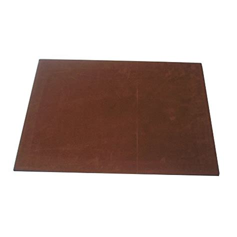 Office Desk Mat Leather Kingfom Ultra Smooth Pu Leather Writing Pad Desk Mat With Office Desk A3 A4 File Paper Clip