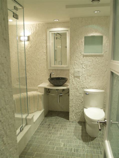 how to make a small bathroom look big small bathrooms inspired space the builder s wife