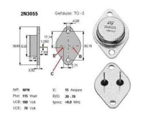 2n3055 transistor configuration 2n3055 transistor configuration 28 images class a lifier is a class a transistor lifier