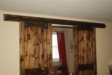 Barn Door Track Hardware Bloombety Barn Track Doors