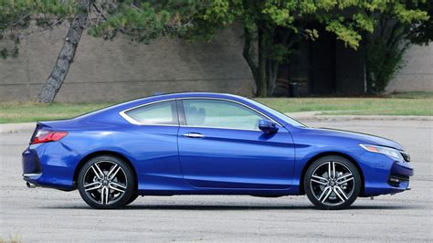 2016 Honda Accord Coupe Review by Review 2017 Honda Accord Coupe V6