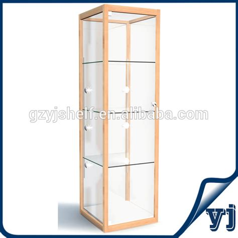 cheap small glass display cabinet design designed shop