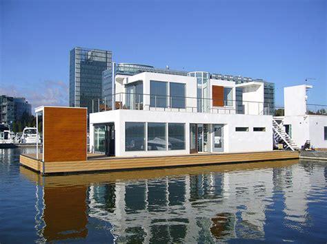 buy a house in finland marinetek unveils finland s first floating village inhabitat green design
