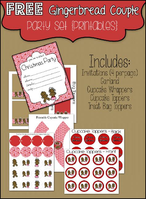 free printable christmas party decorations free christmas party printables