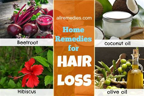 70 best home remedies for hair loss in males females
