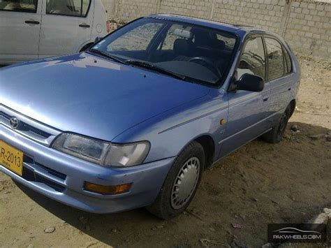 manual cars for sale 1995 toyota corolla instrument cluster toyota corolla xli 1995 for sale in karachi pakwheels