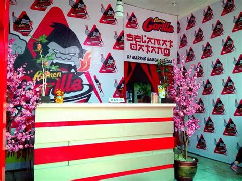 Ramen Bajuri Garut wisata kuliner indonesia berbagai macam jajanan ramen di kota garut