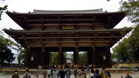 Buha Post A Post Its Notes Tempel Limited japanese kindness in kyoto nara flashpacking travel