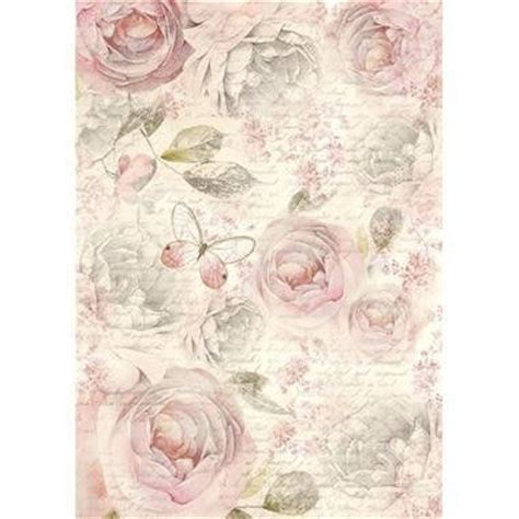 Where To Buy Decoupage - shabby roses decoupage rice paper steria a4 decoupage