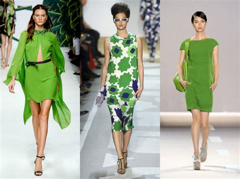 Fashion Goes Green by Go For Gorgeous Green Fashion All 4