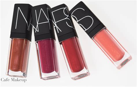 Lip Gloss nars tech fashion lip gloss coffret review and swatches