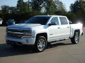 2017 chevrolet silverado 1500 high country for sale in