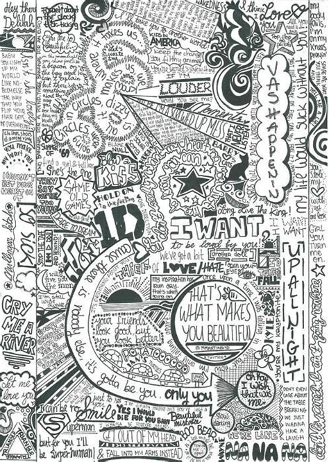 doodle one direction this 1d doodle is amazayn 1d drawings