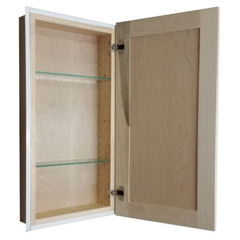 Recessed Cabinets by Wg Wood Products Recessed Medicine Cabinet Reviews Wayfair