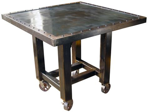 industrial style pub table industrial pub table design homesfeed