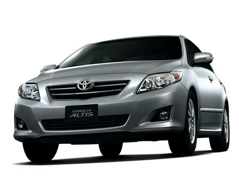 Toyota Altis Images Preview New Toyota Corolla To Make 2013 Jims Debut Sa Car