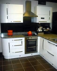 Euro white gloss fitted kitchen best kitchen bathroom