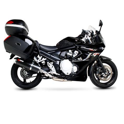 Suzuki Bandit 1250 Gt Scorpion Factory Carbon Exhaust Suzuki Gsf 1250