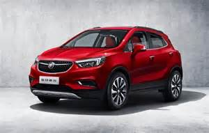 Buick Encore 2017 Buick Encore Launches In China Gm Authority