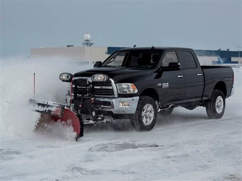 snow plow for dodge ram 2500 2015 ram 2500 big horn 4x4 take respect the snow