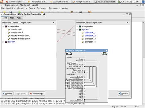 ubuntu reset alsa ubuntu solved qjackctl freebob alsa rosegarden