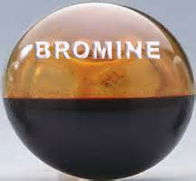 Bromine Of Protons Periodictablegroups 9i Halogens