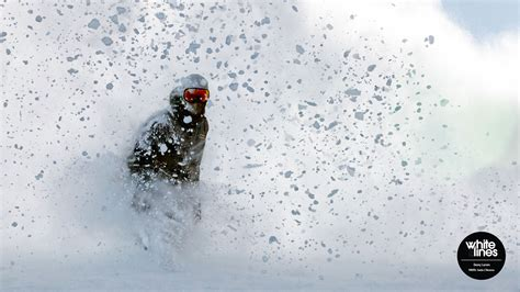 wallpaper powder snowboard wallpaper danny larsen powder spray wh