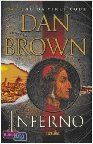 Novel Inferno Dan Brown Neraka bukukita inferno sc toko buku