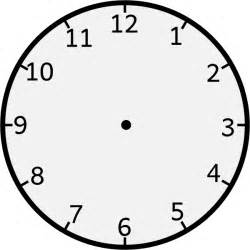 clock clock without arms clip art at clker com vector clip art