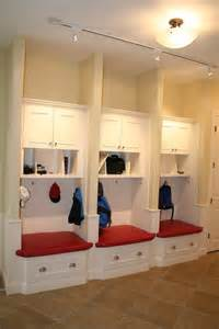 Home Plans With Mudroom by Mudroom Locker With Storage Bench Plan Pdf Blueprint