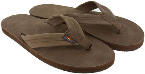 express sandals rainbow sandals premier leather single layer sandals