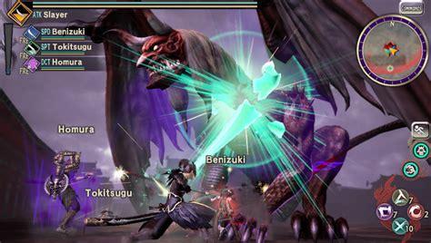 Kaset Ps Vita Toukiden 2 toukiden 2 ps vita review screenshot 1 brash
