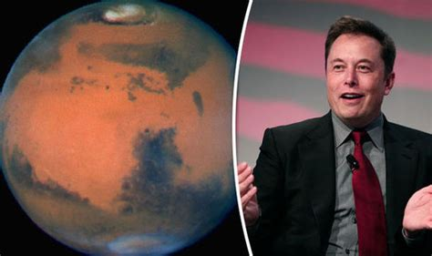 elon musk biography deutsch blast mars with nuclear bombs to make it habitable for