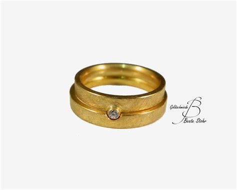 Trauringe Mit Diamant by Trauringe Mit Diamant Gold Traumschmuckwerkstatt Shop