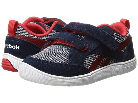 Sepatu Reebok Exocage Athletic Ii Jr Blue Navy boys sneakers athletic shoes shoes and boots to