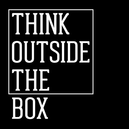 Think Outside Of The Box don t think outside the box fuzion