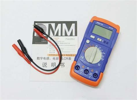 inductance tester suppliers aliexpress buy a6243l digital lcd capacitance inductance lcr meter tester multimeter 200