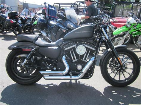 2010 Harley Davidson Iron 883 by 2010 Harley Davidson Xl 883n Sportster Iron 883 For Sale