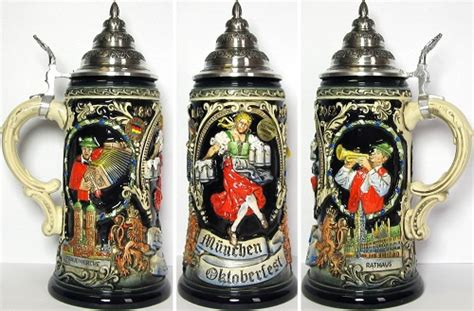 steins artificial trees limited edition oktoberfest german stein 75l authentic steins from germany