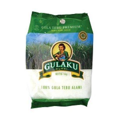 Gula Pasir Harga Grosir detil produk gulaku gula pasir 1kg putih