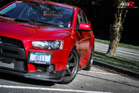 mitsubishi evo modified review 2010 mitsubishi lancer evolution x gsr modified