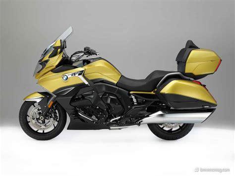 bmw  grand america  bmw motorcycle magazine