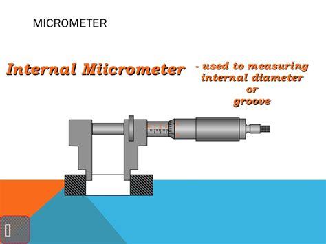 bench micrometer working week 2 benchwork measurement
