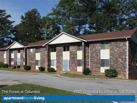 1 bedroom apartments in decatur ga the forest at columbia apartments decatur ga apartments